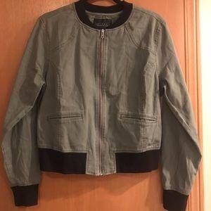Sanctuary bomber jacket NWOT